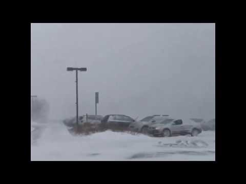 Blizzard Causes School Closures In Upstate New York | ABC News
