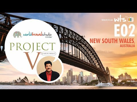 Project V | E02 | New South Wales, Australia | World Travel Studio | 4K (Ultra HD)