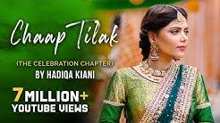 Hadiqa Kiani | Chaap Tilak | WAJD | The Celebration Chapter | Official Music Video