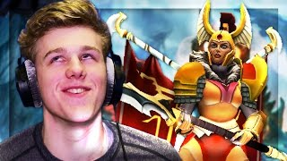FUNNY MOMENTS!   DOTA 2 w/The Pack!