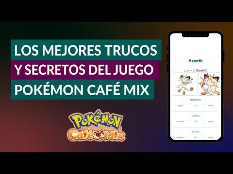 Descubre los Mejores Trucos y Secretos del Juego Pokemon Café Mix y Disfrútalo al Máximo