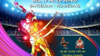 Cpto Esp Sub18 Orioles Oviedo CAD Irabia
