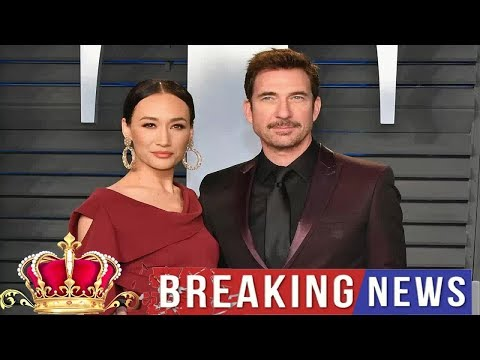 Royal News :  Dylan McDermott And Maggie Q Split Following 4-Year Engagement