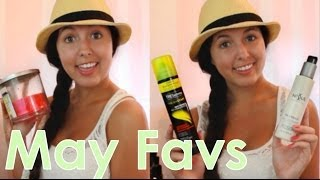 May 2014 Favorites! Makeup, Nails, & Candles! Thumbnail