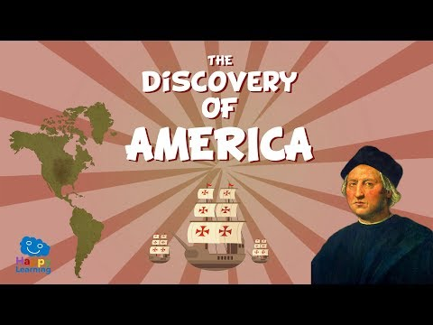 Discovery Of America | Educational Videos For Kids