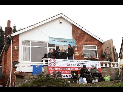 Tom Crawford Eviction Attempt 23-01-2015 FULL