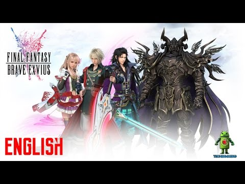 FINAL FANTASY BRAVE EXVIUS (iOS/Android) Gameplay HD