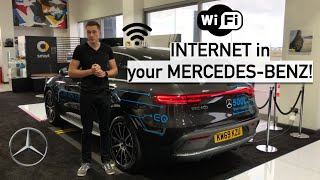Connect INTERNET in YOUR Mercedes Benz screenshot 4