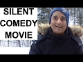 Indian Immigrant in Canada Winter - Comedy