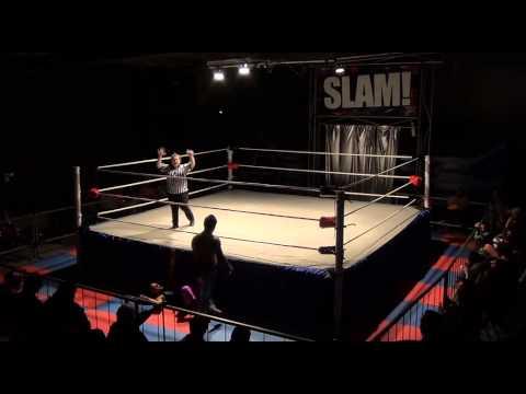 PCW SLAM TITLE   Nash Archer v Anthony Dangerfield