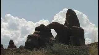 Wild clouds time lapse, Arches N.P. by wazooloo