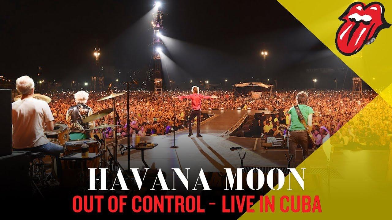 11-го ноября вышел новый фильм The Rolling Stones - Havana Moon.