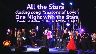 Darci Lynne One Night with the Stars Closing Seasons of Love HQ audio Theater Madison Square Garden