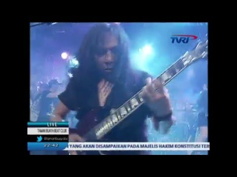 EDANE Rock In 82 (Live in TVRI)