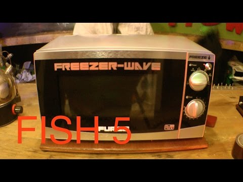 Freezer wave a Microwave that FREEZE'S