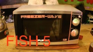 Freezer wave a Microwave that FREEZE'S