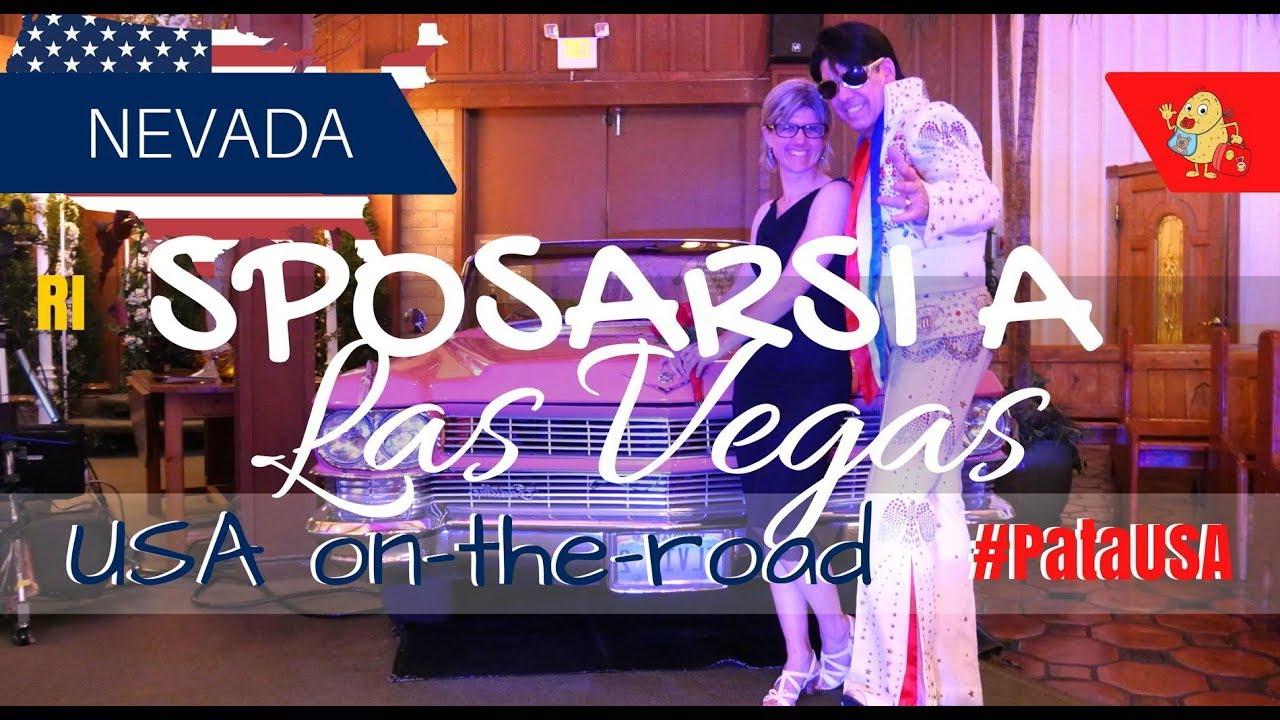 Anniversario Di Matrimonio A Las Vegas.Sposarsi A Las Vegas Con Elvis Il Nostro Matrimonio A Viva Las