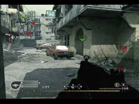 Call of Duty 4 DVR Quality Test
