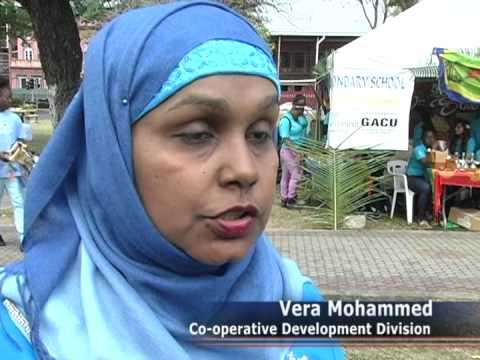 Junior Co-operatives participate in Trade Fair