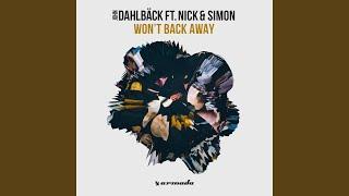 Won't Back Away