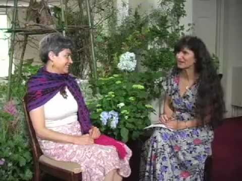 Rocio Alarcon Interview with Rosemary Gladstar
