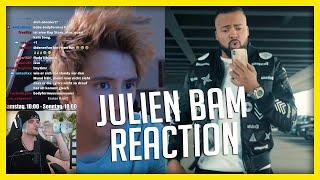 "iBlali/VIK reagiert auf Julien Bam ""Julien Bam - CATFISH feat. Bodyformus (Raptime Story)"""
