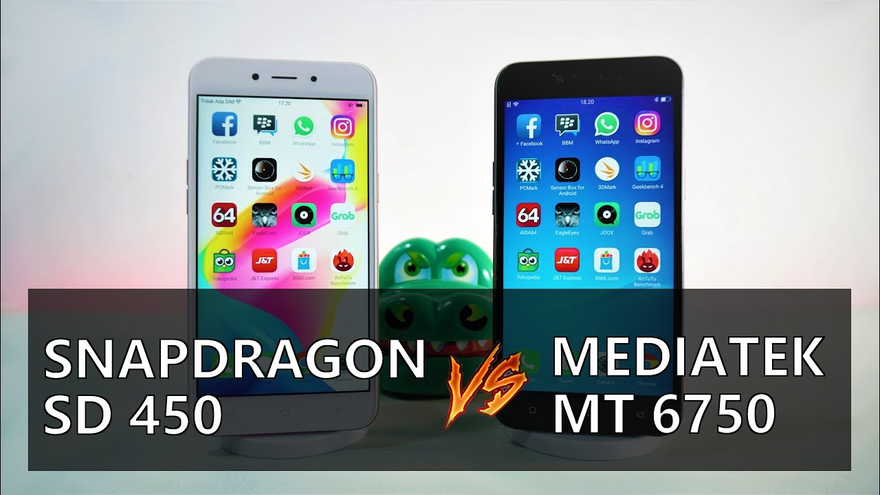 Snapdragon Vs Mediatek Oppo A71 Vs Oppo A71 2018 Youtube