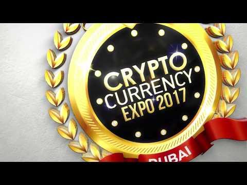 Crypto Currency Expo - Dubai October 2017