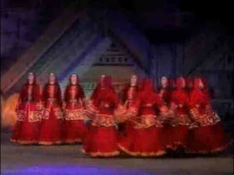 The Imperial Russian Dance Company's Flying Tzars