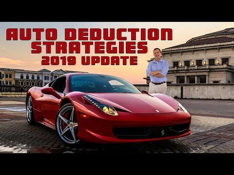 Auto Deduction Strategies | Mark J Kohler | Tax & Legal Tip | 2019 Update!!