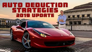 Auto Deduction Strategies | Mark J Kohler | Tax & Legal Tip | 2019 Update!!