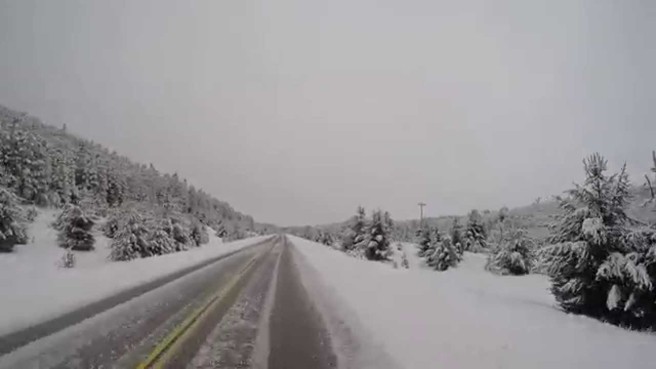 Resultado de imagen para nevada en bolson