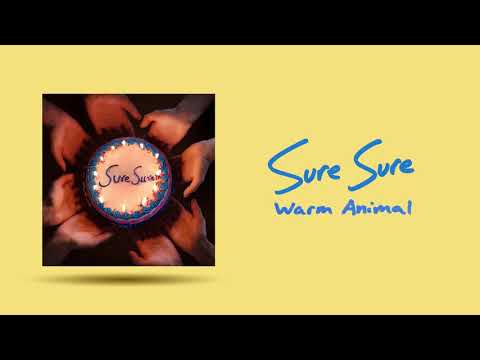 Sure Sure - Warm Animal (Official Audio)