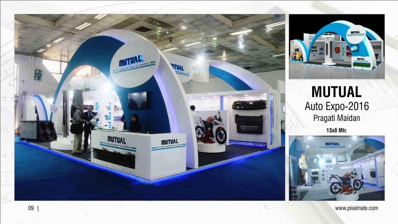 Exhibition Stall Fabricators In Chennai : Leading exhibition stall designer booth fabricator in new delhi