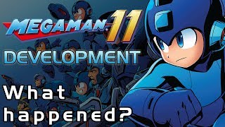 Video The Development of Mega Man 11: Resurrecting the Blue Bomber after 7 Years (What Happened?) download MP3, 3GP, MP4, WEBM, AVI, FLV Desember 2017