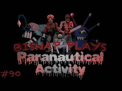 Let's Play Paranautical Activity Episode 90 - Hands