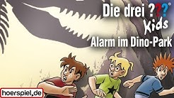 Die drei ??? Kids - Folge 61: Alarm im Dino-Park
