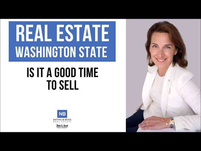 Seattle and Eastside homeowners: is it a good time to sell your home?