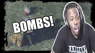 H1Z1 King Of The Kill: 5 Team Battle Royale - WATCH OUT FOR THE BOMBS!