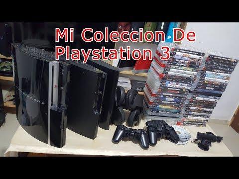 Mi Colección de Playstation 3 (PS3) - BONIFACIO