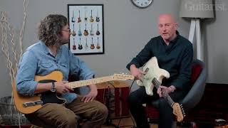 Fender American Originals: 60s Strat, 50s Tele, 60s Jaguar Demo