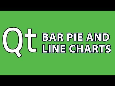 Qt Tutorial 3 : Qt Charts - YouTube