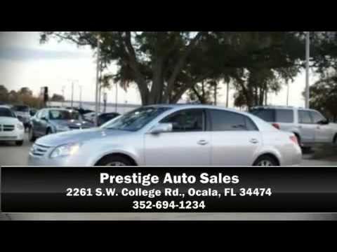 2005 Toyota Avalon Limited - $12,897 - Prestige in Ocala ................