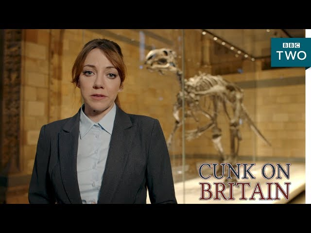 How did dinosaurs become extinct? - Cunk On Britain - BBC Two