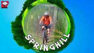 Spring Hill Park Trail 2010