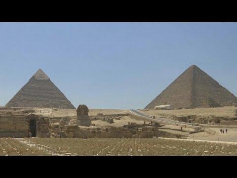 شاهد: مصر تعيد فتح أهرامات الجيزة لأول مرة منذ ثلاثة أشهر…  - نشر قبل 42 دقيقة