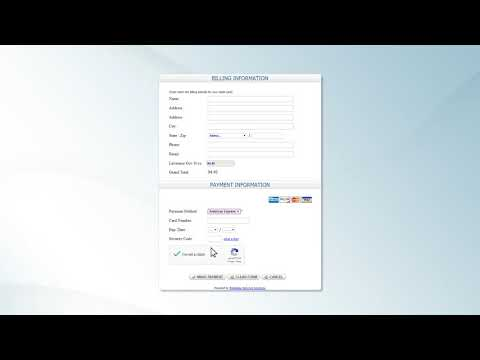Lawrence Utilities Online Bill Pay Tutorial