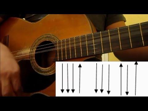 Como Tocar - On Melancholy Hill (GORILLAZ) - Guitarra Acustica