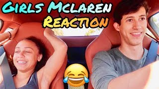 Picking Up Girls At The Gym With A Mclaren 570S | Launch Reaction Video