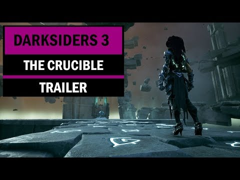 Darksiders 3 First DLC 'The Crucible' is Available Now